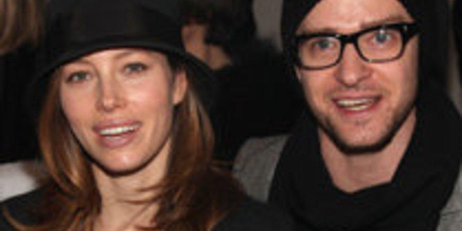 Justin Timberlake und Jessica Biel: Liebesurlaub in Paris