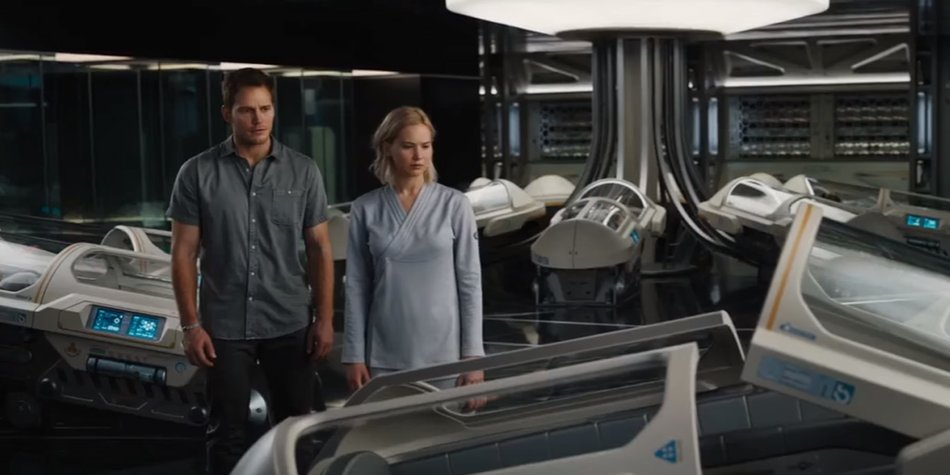passengers screen