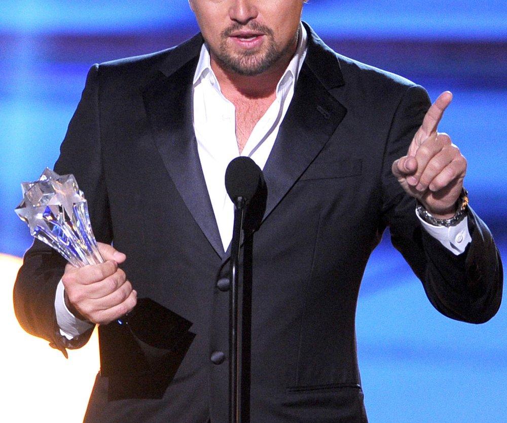 Leonardo DiCaprio: Bar Refaeli drückt ihm für die Oscars die Daumen