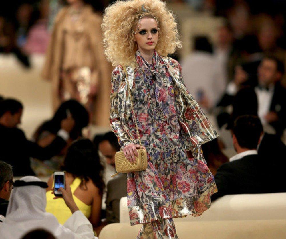 Chanel zeigt die Resort Collection 2015