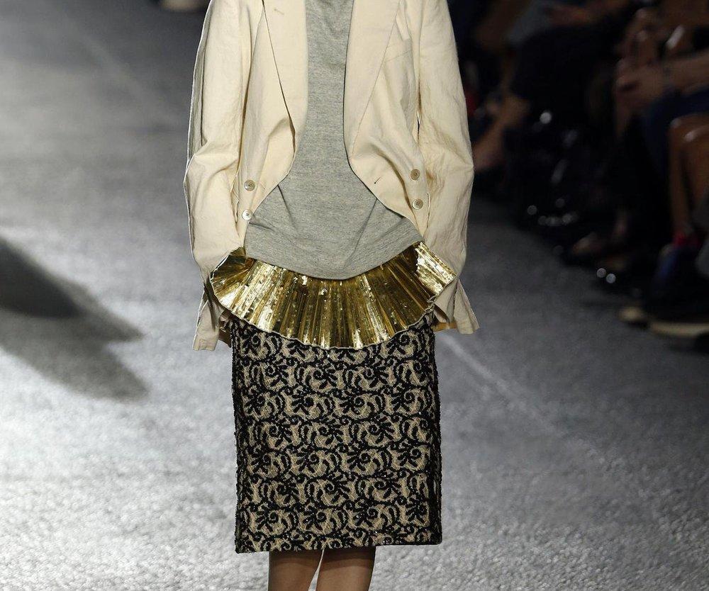 Dries van Noten: Goldene Eröffnung der Paris Fashion Week