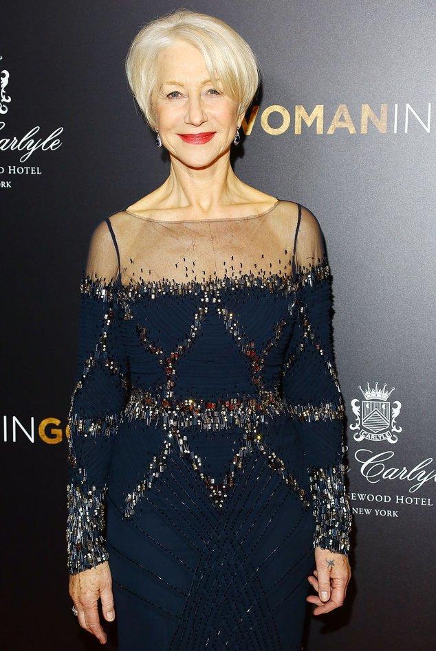 Helen Mirren bei einer Gala
