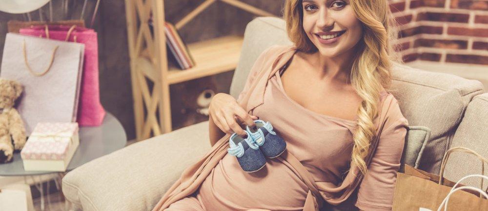 Strähnchen in der Schwangerschaft