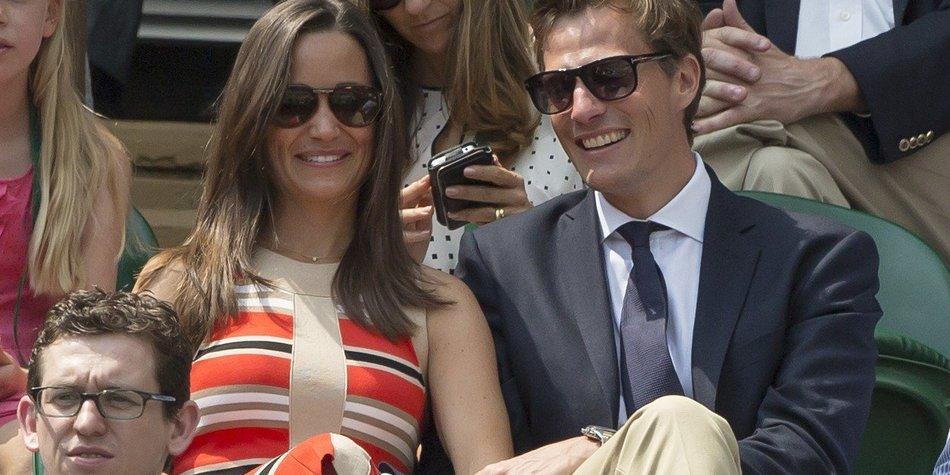 Pippa Middleton: Wird sie bald heiraten?