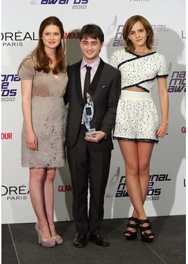 Harry Potter endet mit 7.Buch
