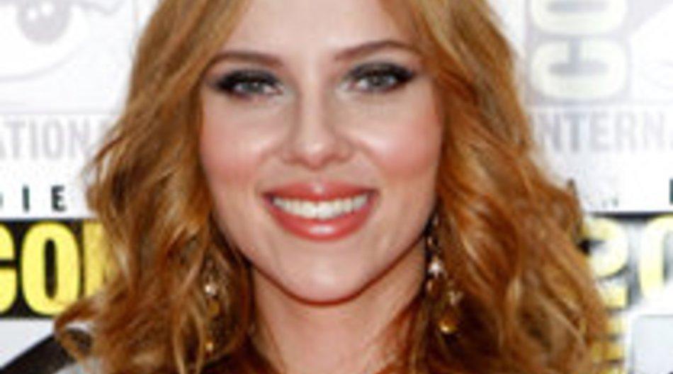 Scarlett Johansson: Was läuft da mit Axl Rose?