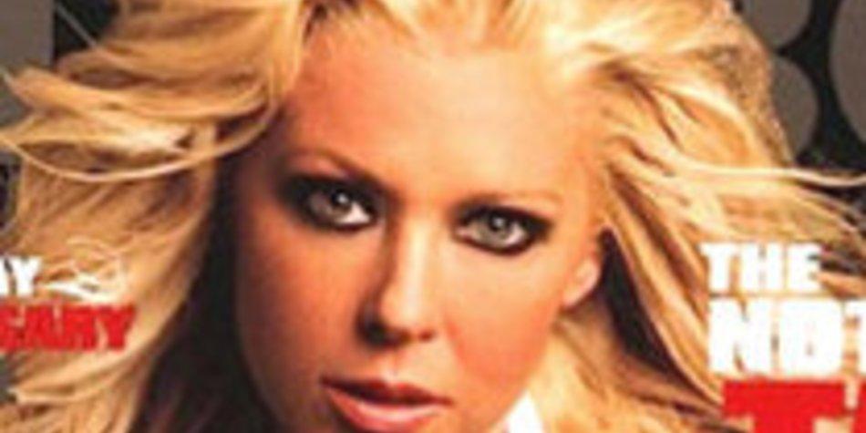 Tara Reid nackt im Playboy