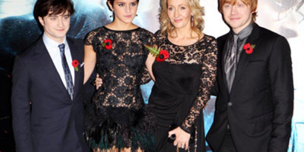 Harry Potter und die Heiligtümer des Todes: Premiere in London
