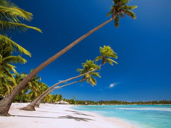 Fidschi-Insel Monuriki