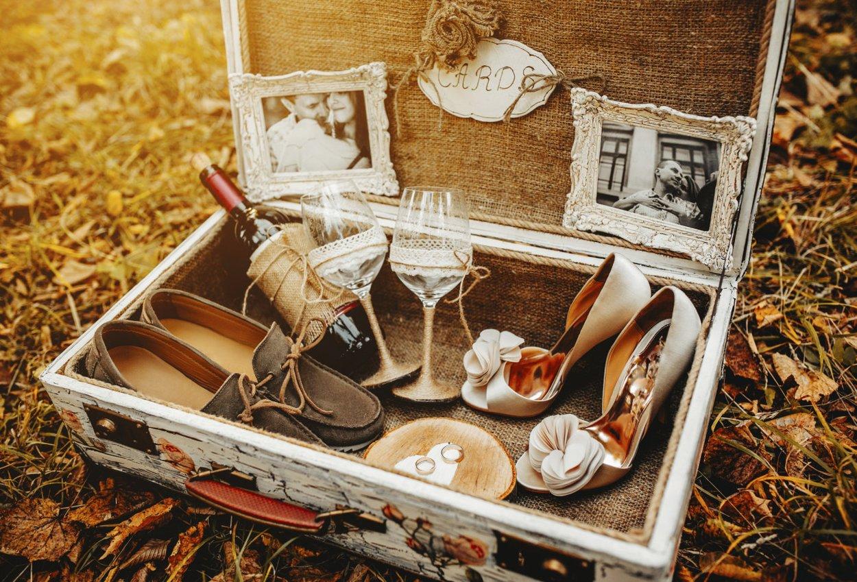 Hochzeitsmotto - Vintage