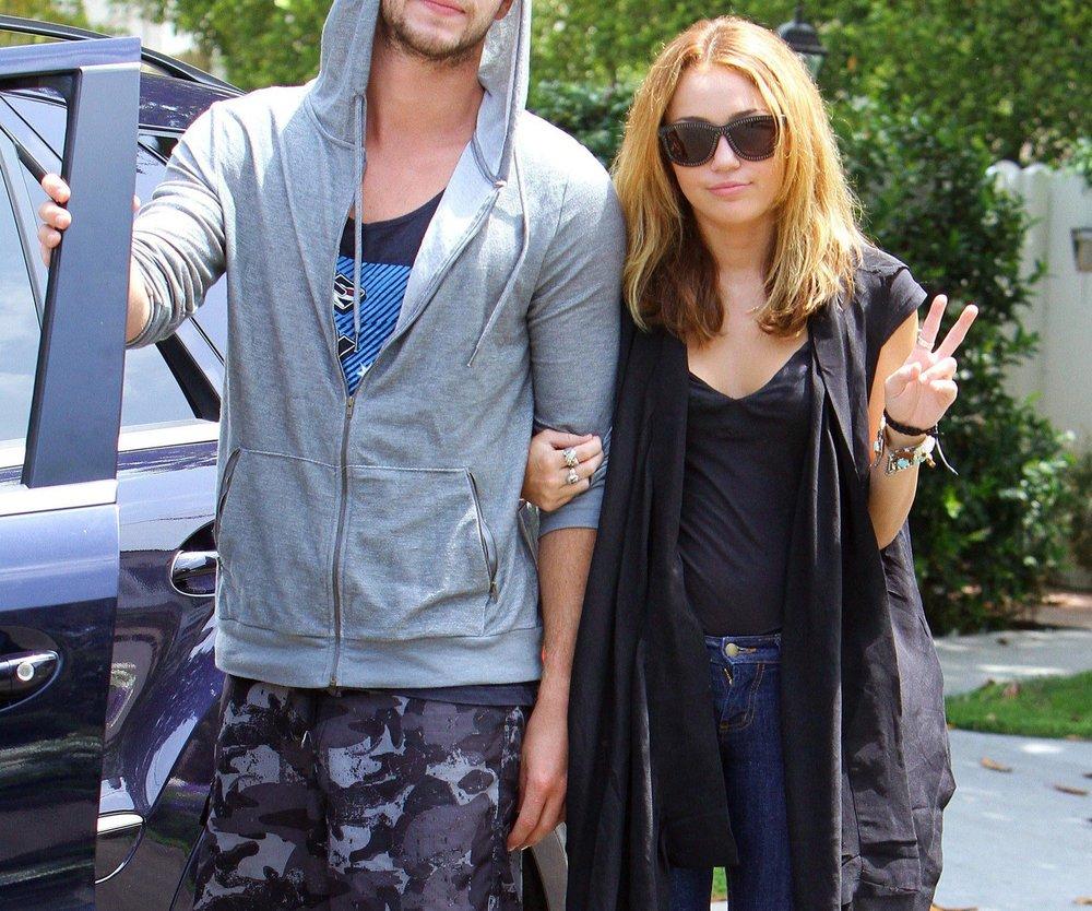 Miley Cyrus und Liam Hemsworth schlafen in getrennten Betten