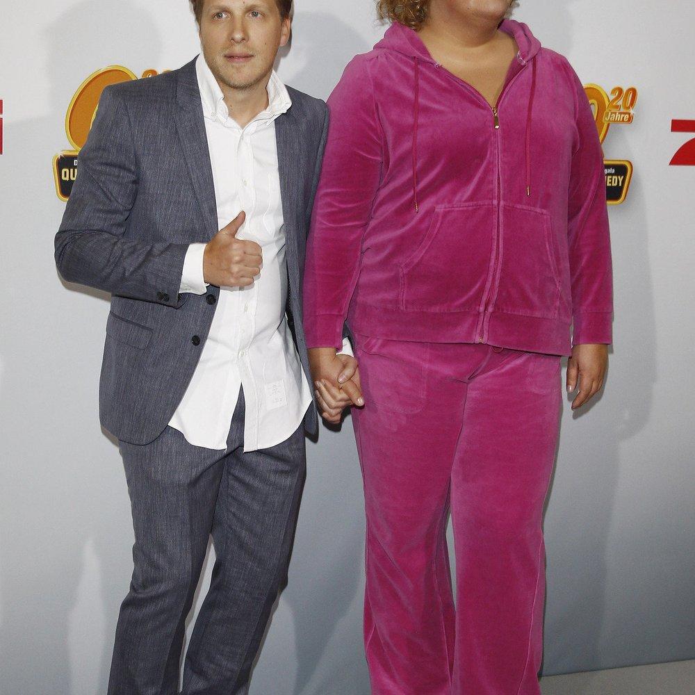 Cindy aus Marzahn und Oliver Pocher moderieren den Fernsehpreis