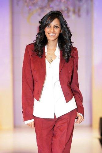 TV-Star Collien Fernandes ist auch als Model bekannt