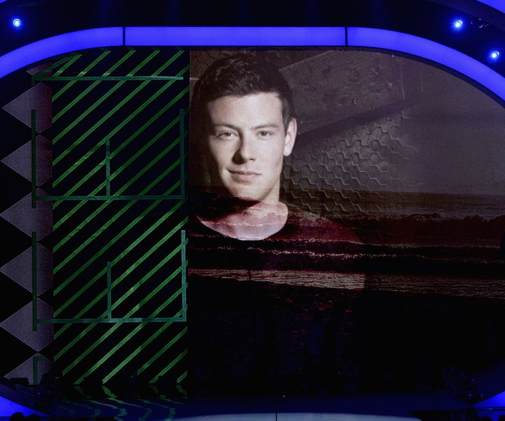 Cory Monteith: Bei den Grammys war sein Name falsch geschrieben