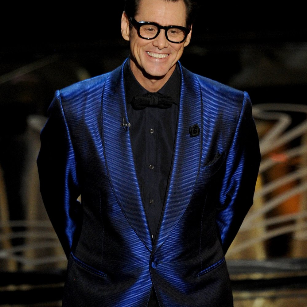 Jim Carrey, Dr. Jim Carrey!