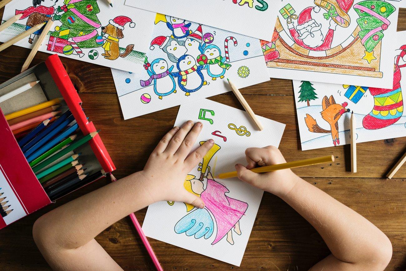 Adventskalender für Kleinkinder