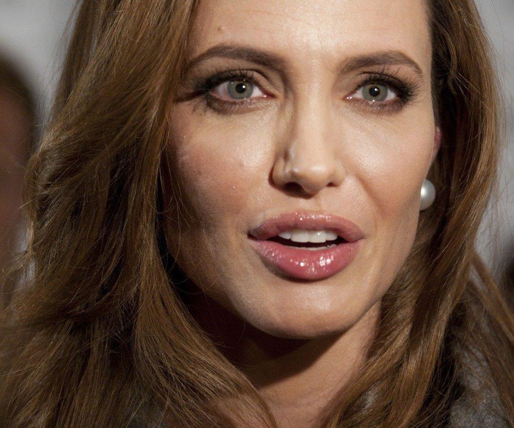 Angelina Jolie plagten Zweifel