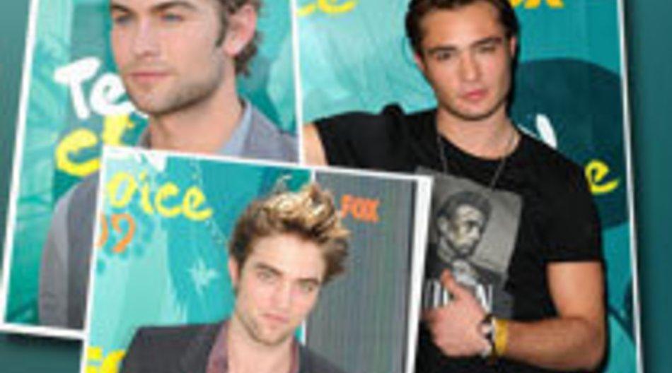 """Twilight"": Abräumer bei den ""Teen Choice Awards"""