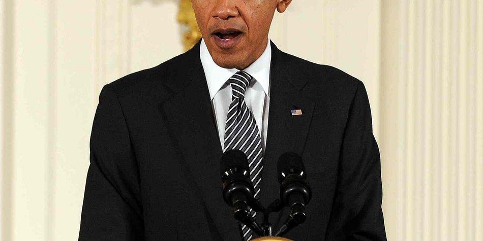 Barack Obama singt wieder
