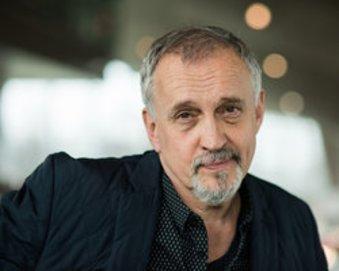 Jussi Adler-Olsen bei einer Buchvorstellung in München