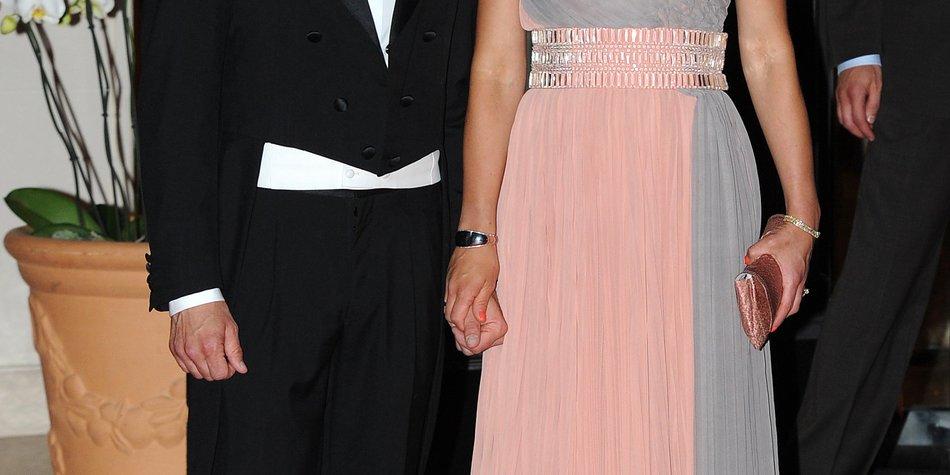 Victoria von Schweden und Prinz Daniel sind vier Jahre verheiratet