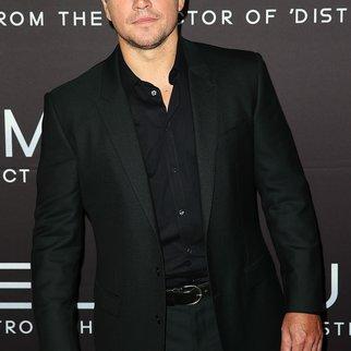 Matt Damon schwitzt für seinen Body