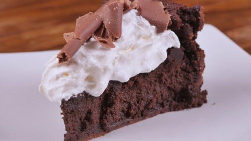 Schokoladentorte einfach