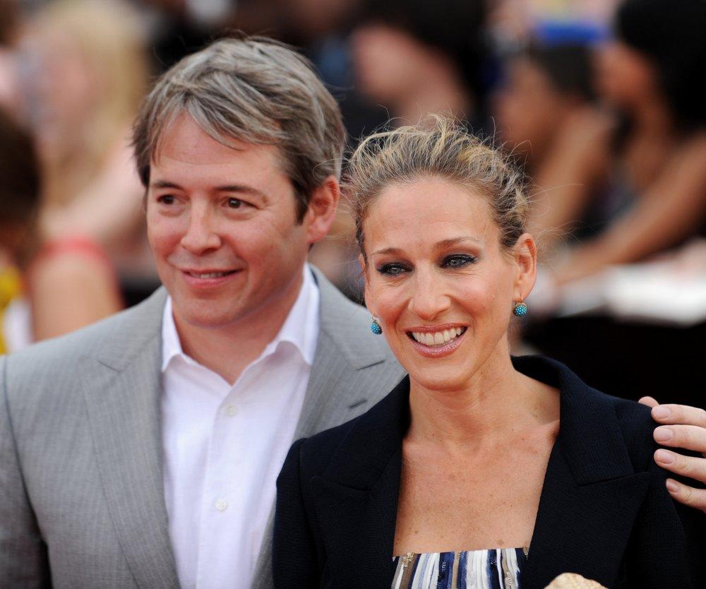 Sarah Jessica Parker pflegt Ehemann