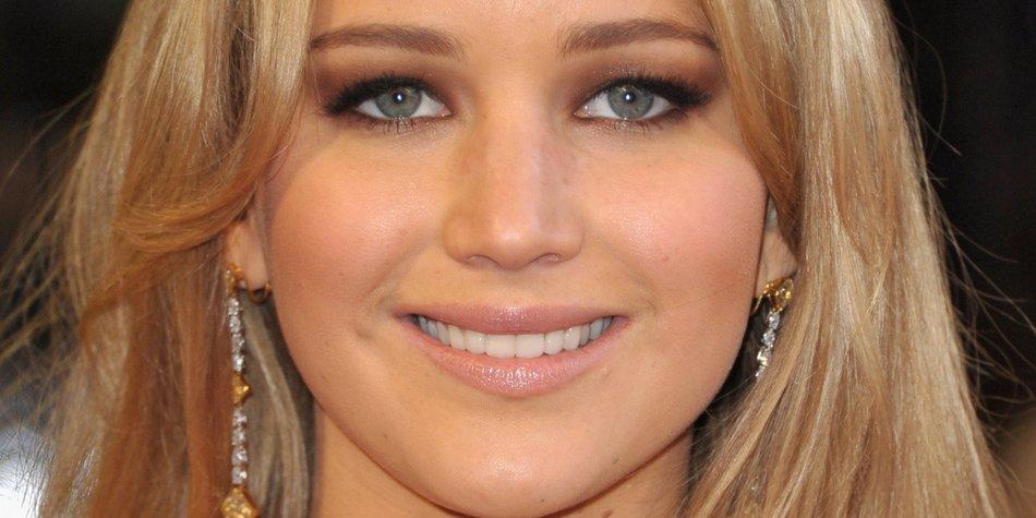 Jennifer Lawrence im Gespräch