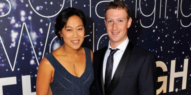Mark Zuckerberg und Priscilla Chan werden endlich Eltern.