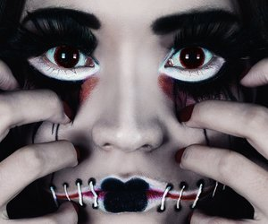 5 richtig gruselige Halloween-Make-up-Tutorials