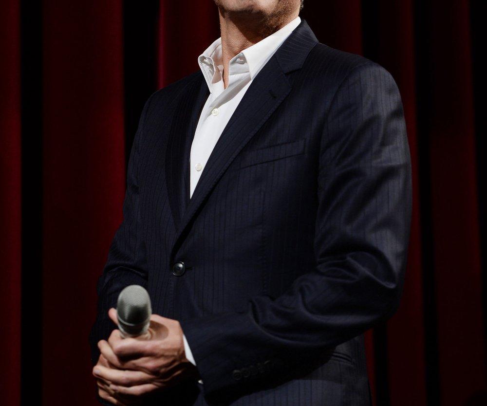 George Clooney besucht die Berlinale