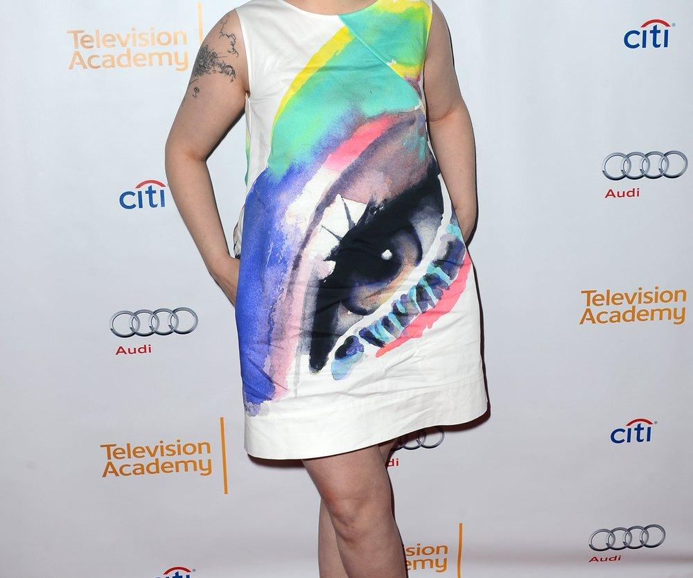 Lena Dunham: Mutige Typveränderung