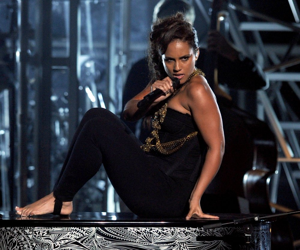 Alicia Keys produziert Musical