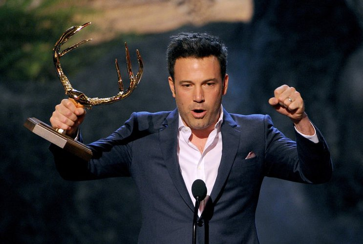 "Ben Affleck ist auf den ""Spike TV's Guys Choice 2013""-Awards"