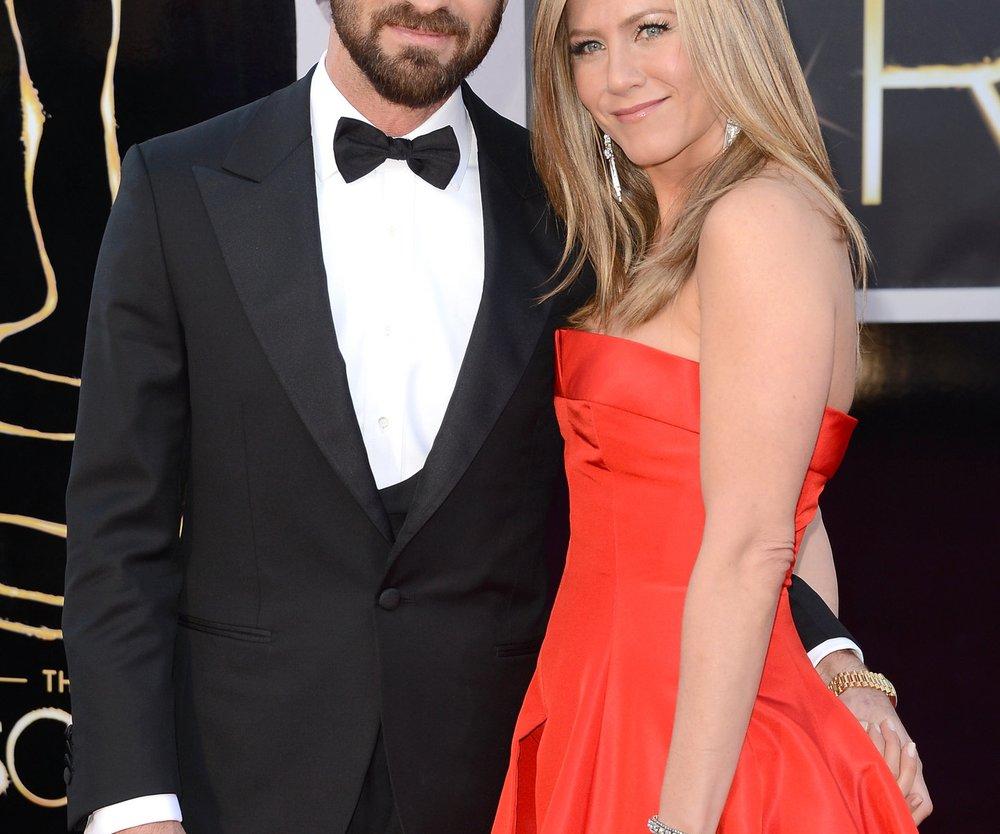 Jennifer Aniston: Heißt sie bald Jennifer Theroux?