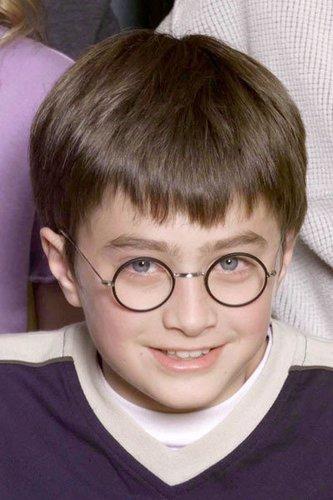 Daniel Radcliffe mit 12 Jahren