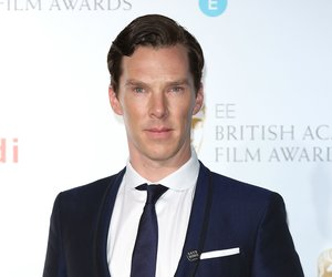 LONDON, ENGLAND - FEBRUARY 07: Benedict Cumberbatch attends the EE British Academy Awards nominees party at Kensington Palace on February 7, 2015 in London, England. (Photo by Tim P. Whitby/Getty Images)