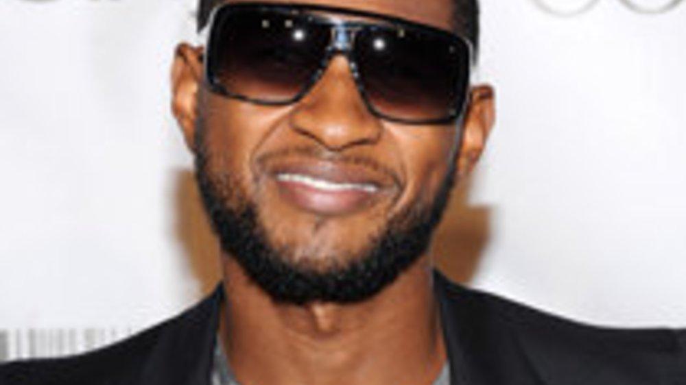 Usher: Ex oder Freundin?