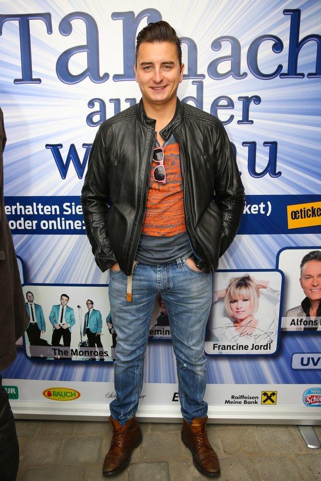 Andreas Gabalier bei der Starnacht aus der Wachau