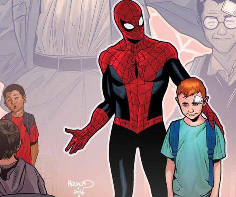 Marvel veröffentlicht Anti-Mobbing-Comic