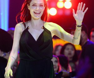 Angelina Jolie wird 40!