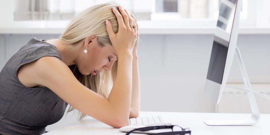 Machen Frauen Karriere? In den seltensten Fällen. Denn wir schätzen uns gering.
