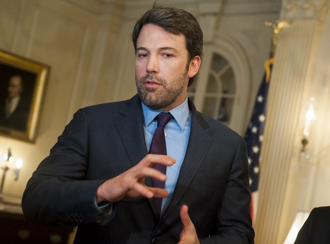 Ben Affleck ist in Washington D.C. unterwegs