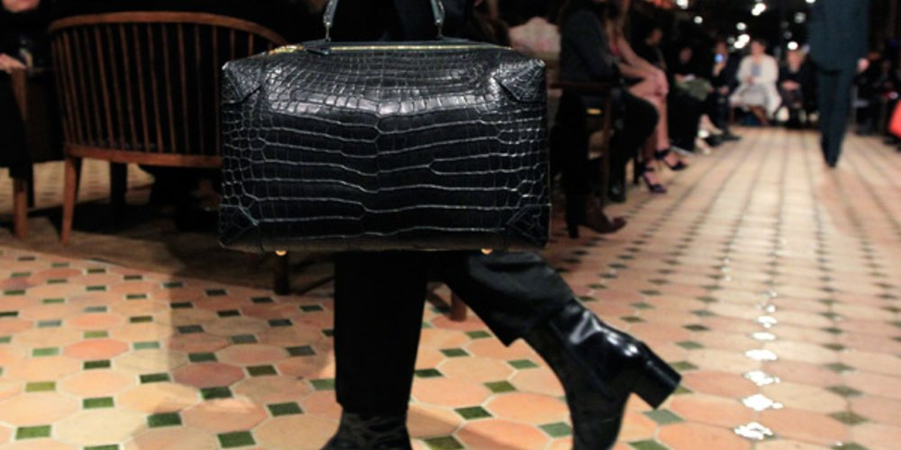 Hermès Blockabsatz
