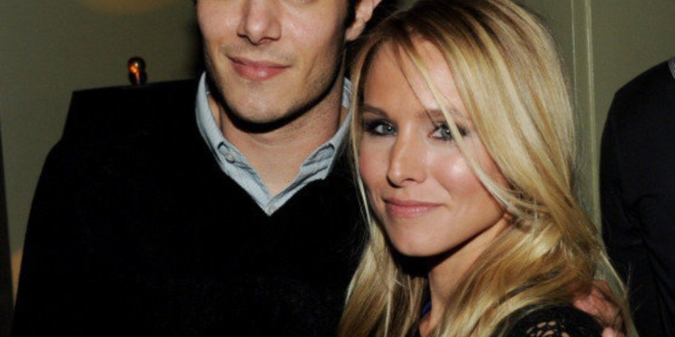 Adam Brody: Drei-Personen-Szene mit Kristen Bell