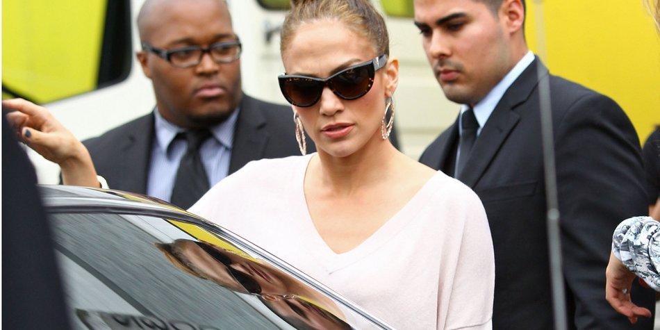 Jennifer Lopez verärgert Fans