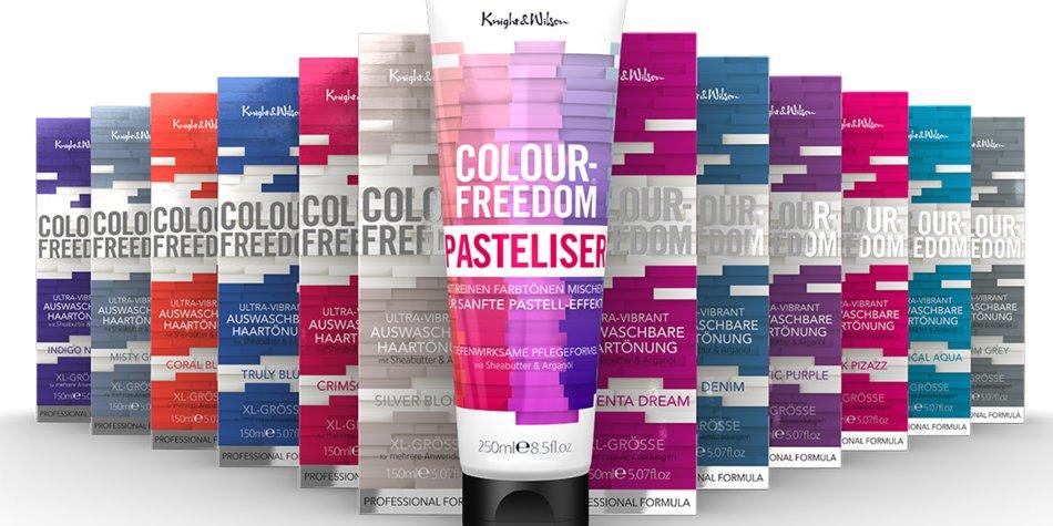 Colour Freedom Produkte