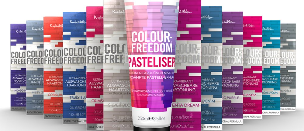 Colour Freedom Produkte