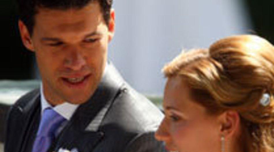 Ballacks Hochzeit
